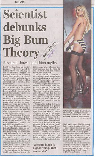 Big Bum theory