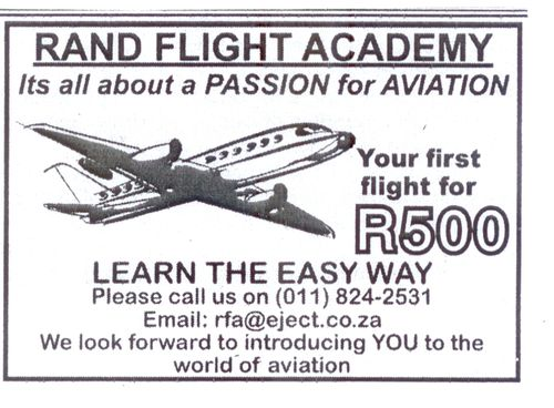 Rand Flight Academy