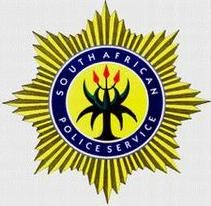 SAPS badge